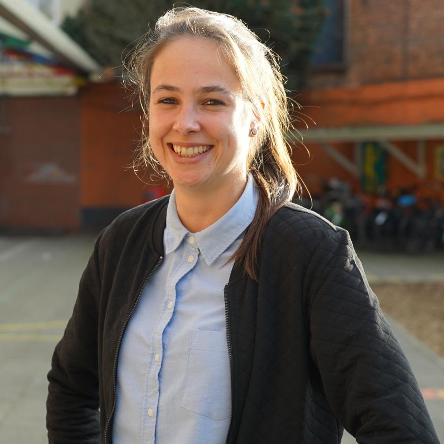 Joyce Van Belle